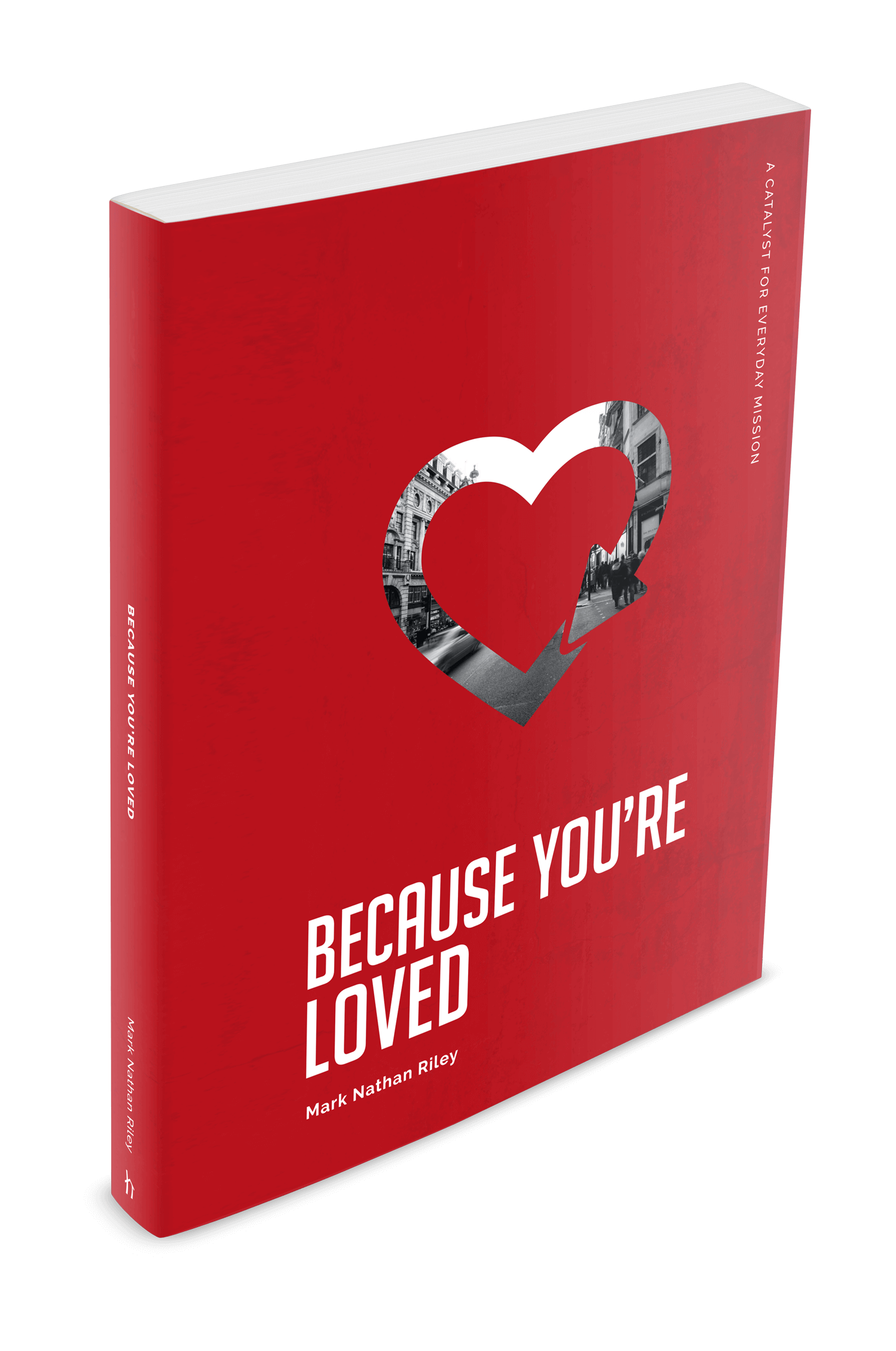 Because you're loved book